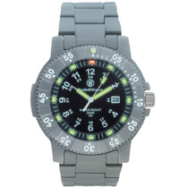 Reloj Smith & Wesson Titanio Y Tritium Executive