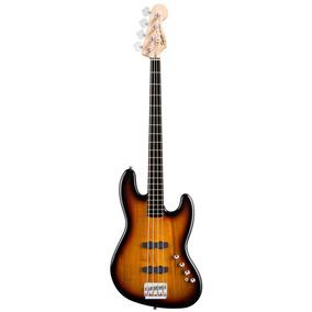Contra Baixo Fender Squier Deluxe J. Bass Iv Active 500 Loja