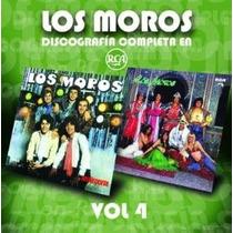 Los Moros Discografia Completa Volumen 4 - Los Chiquibum