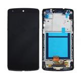 Tela Display Lcd Touch Lg Google Nexus 5 D820 D821 Com Aro
