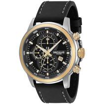 Relógio Seculus Masculino 13006gpsvbc3.