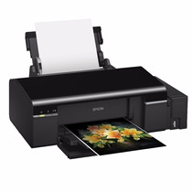 Impressora Epson L805 Com Tinta Pigmentada P/ Papel Couché