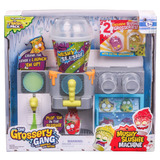 Grossery Gang Mushy Slushie Machine Playset + 2 Fig Educando