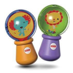 Fisher-price Maracas De Animalitos Mattel Dmc42