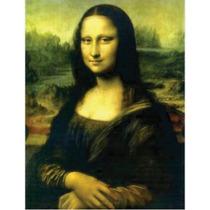 Rompecabezas Mini Mona Lisa Geoconda 1000 Pz Tomax 100-001