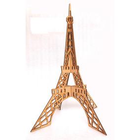 15 Torres Eiffel De París Para Centro De Mesa De 30 Cm.