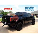 Etiquetas 4x4 Impresas Personalizadas Para Pick Up Fx4 Ford