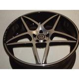 4 Rines 20 Estrella P Volkswagen Jetta Clasico A4 Vw Golf 4