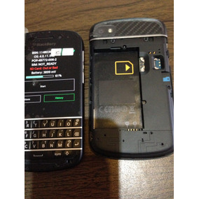 Blackberry Q10 Nuevas Falla En Software
