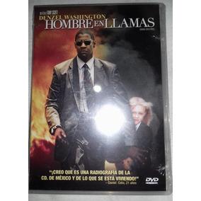 Nuevo Dvd Hombre En Llamas