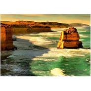 15990 Ruta Oceánica Australia Rompecabezas 1000 Piezas Educa
