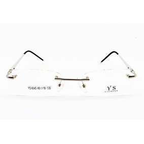 becbc851b4683 Armação De Oculos Aluminio - Óculos Armações no Mercado Livre Brasil