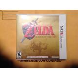 The Legend Of Zelda Ocarina Of Time 3d 1era Emisión Buena Co