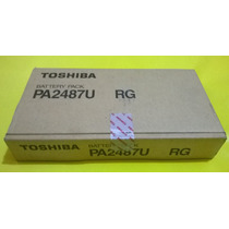 Bateria Toshiba Pa2487u