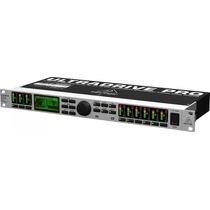 Crossover Digital Ultradrive Pro 9 Vias Dcx2496 Behringer