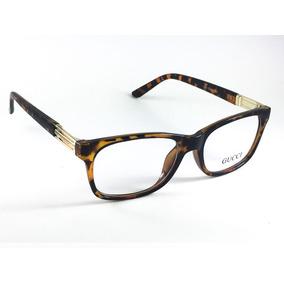 Óculos Gucci Armação P/ Grau - Qualidade