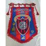San Lorenzo- Banderin Campeon Copa Libertadores 2014 - 29x38