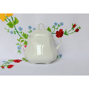 Azucarera Porcelana Verbano Venezia Relieve