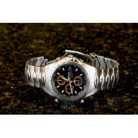 Relógio Seiko Macchina Sportiva - Giugiaro - Safira - Raro