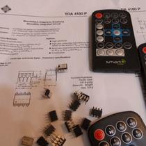 Receptor Infravermelho Controle Remoto Tda4081 Arduino $8,00