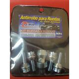 Kit Antirrobo De Rueda + Auxilio R. Duster 4x2/ Ll. Aleacion