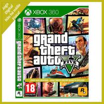 Grand Theft Auto V Gta 5 Xbox 360 Baixar Na Live Joga Online