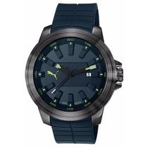 Reloj Puma Hombre Motorsport Drill 48mm Pu103901002
