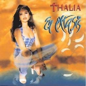 Cd Thalia - En Extasis 1995 (nacional)
