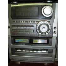 Micro System Aiwa Nsx-t96 - Impecavel - U.dono - 560 W - Rms