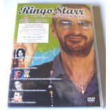 Ringo Starr & His All Starr Band Tour 2003 Dvd Beatles Nuevo