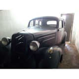 Autos Antiguos Chevrolet 1936 Sedan