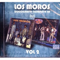 Los Moros Discografia Completa Volumen 2 - Los Chiquibum