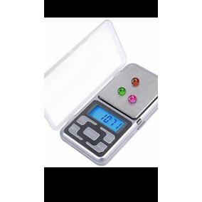 Mini Balança Digital Alta Precisão 0,1g A 500g Eletrônica A4