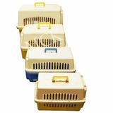 Mascotas Guacal Caja Perros,gatos,animales,viajes,huacal N 4