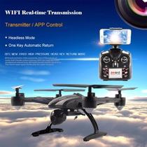 Drone Quadricóptero Jxd-509w Com Fpv Tempo Real E Câmera Hd