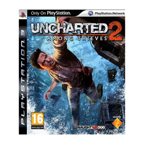 Juego Ps3 Sony Uncharted 2 Among Thieves