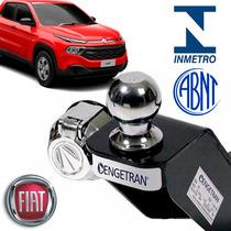 Engate Reboque Fiat Toro Freedom Volcano 4x2 4x4 Inmetro