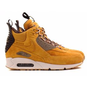 Nike Air Max Sneakerboot Wintet Bronze