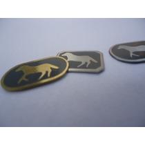 Emblema Farol Cibie Cavalinho Friso Grade Lanterna Decalque