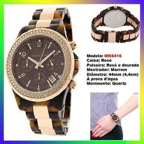 dda68344352 Relogio Michael Kors Mk 5416 - Relógios De Pulso no Mercado Livre Brasil