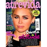 Revista Atrevida 227 Miley Cyrus Pôster Paramore Paul Wesley