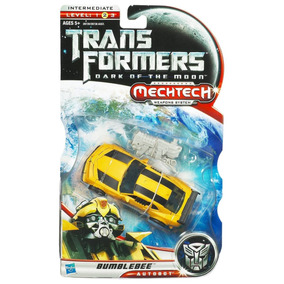 Figura Transformers 3 Dark Of The Moon Bumblebee Movie Delux
