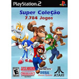 16123 Jogos De Super Nintedo, Mega, Nes, Atari Para Play2 Pc