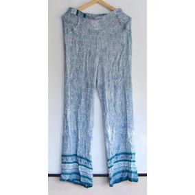 Pantalon Hippie Chic Con Buena Caida - Envios