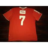 Camiseta Independiente Puma Titular 2013 #7 Pisano Talle: Xl