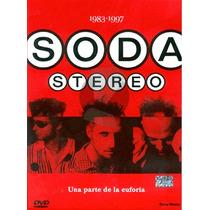 Soda Stereo Una Parte De La Euforia ( Dvd )