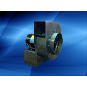 Extractor De Aire Modelo 9x5 Motor 3/4 Hp Jaula De Ardilla