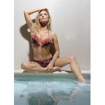 Bikini Triangulito Sof Con Flecos Marcela Koury.verano 2017