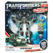 Muñecos Transformers: Dark Of The Moon Mechtech Ironhide