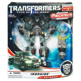 Muñecos Transformers: Dark Of The Moon Mechtech Ironhide